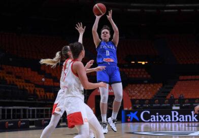 Basket femminile, Europei 2021: il calendario delle partite dell'Italia. Date, orari, tv