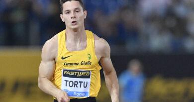Atletica: sabato Filippo Tortu sui 100m a Madrid. Ci sarà la sfida con Marcell Jacobs?