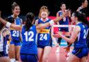LIVE Italia-Cina 19-25 11-25 19-25, Nations League volley femminile in DIRETTA: le asiatiche si impongono in tre set